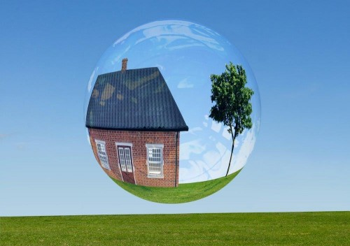 """Is there a """"house price bubble"""" when over 50's are borrowing to buy investment property?"""