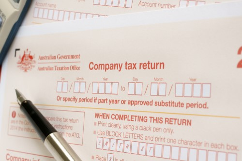 Will investors benefit from a reduction in the company tax rate?